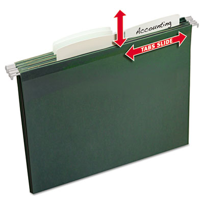 Avery® Slide & Lift Tab Hanging File Folders