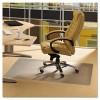 Floortex® EcoTex® Evolutionmat® Recycled Chair Mat for Standard Pile Carpet