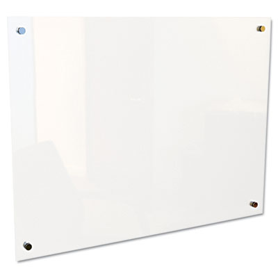 Best-Rite® Enlighten™ Frosted Pearl Glass Board