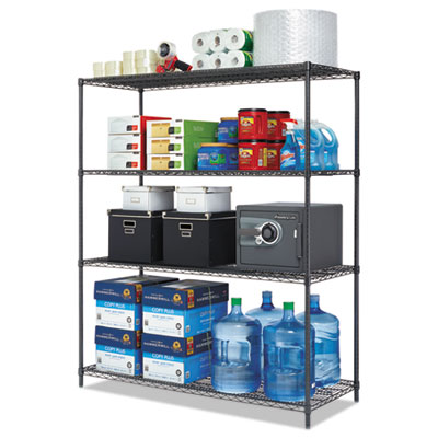Alera® BA Plus Wire Shelving Kit