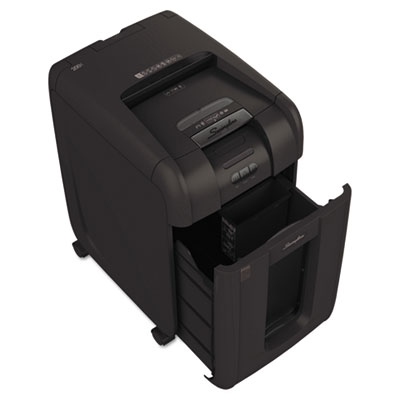 Swingline® Stack-and-Shred™ 200X Super Cross-Cut Auto Feed Shredder