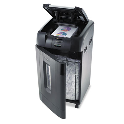 Swingline® Stack-and-Shred™ 750X Super Cross-Cut Auto Feed Shredder