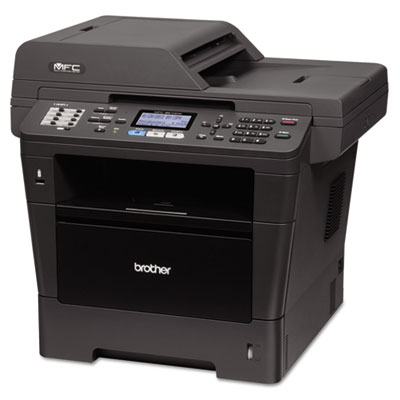 Brother® MFC-8910DW All-in-One Laser Printer with Advanced Duplex and Wireless Networking