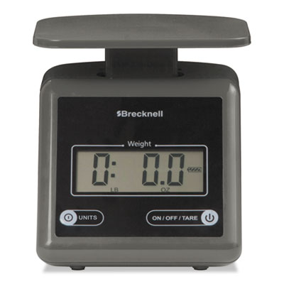 Brecknell 7 lbs. Electronic Postal Scale