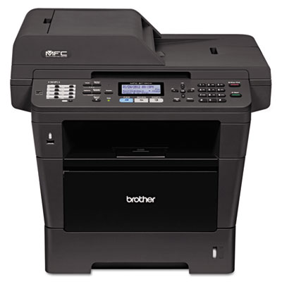 Brother® MFC-8710DW All-in-One Laser Printer with Duplex Printing and Wireless Networking