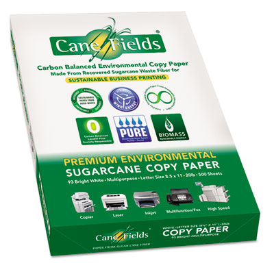 Cane Fields® Sugarcane Copy Paper