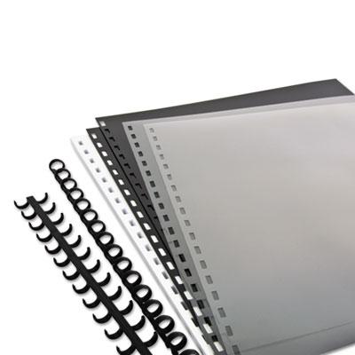 Swingline™ GBC® ZipBind® Prepunched Cover Set