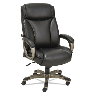 Alera® Veon Series Executive High-Back Leather Chair