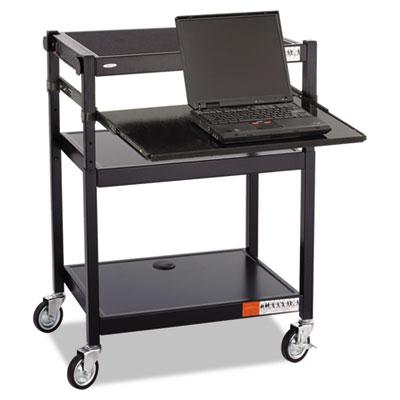Safco® Steel Adjustable Projector Cart