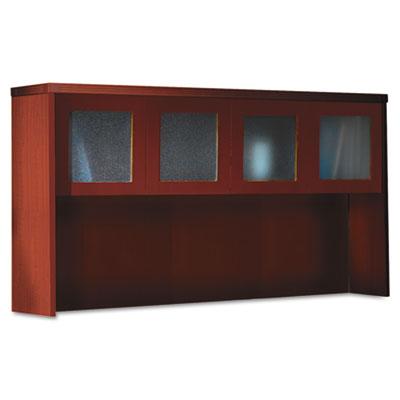 Mayline® Aberdeen® Series Glass Door Hutch