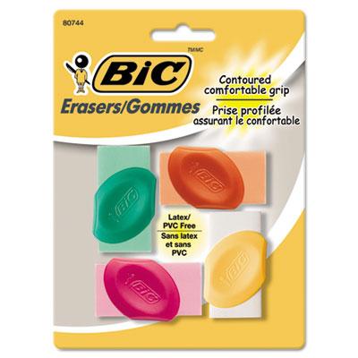 BIC® Eraser with Grip