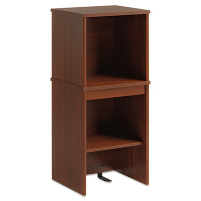 Office Connect by Bush Furniture Envoy Series Narrow Hutch