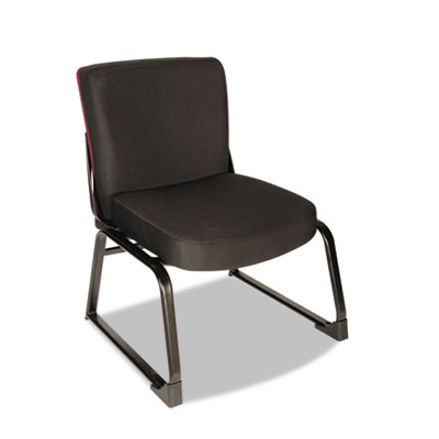 Alera Plus™ XL Series Big & Tall Mid-Back Guest Chair