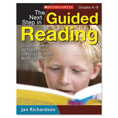 Scholastic Guided Reading Books