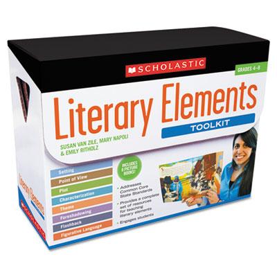 Scholastic Literary Elements Toolkit