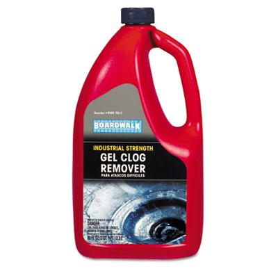 Boardwalk® Gel Clog Remover/Drain Opener
