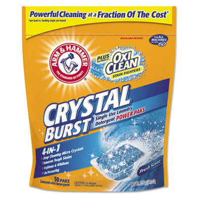Arm & Hammer™ Crystal Burst Power Paks
