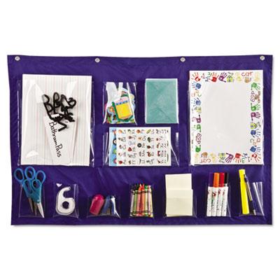 Carson-Dellosa Publishing Writing Center Pocket Chart