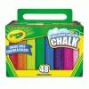 Crayola® Washable Sidewalk Chalk