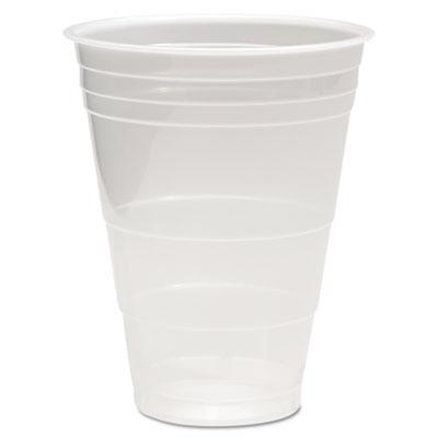 Boardwalk® Translucent Plastic Cold Cups