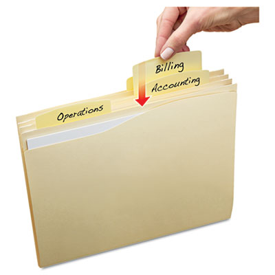 Avery® Slide & Lift Tab File Folder