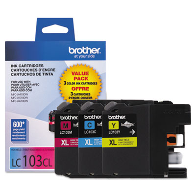 Brother® LC1033PKS Ink