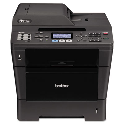 Brother® MFC-8510DN All-in-One Laser Printer