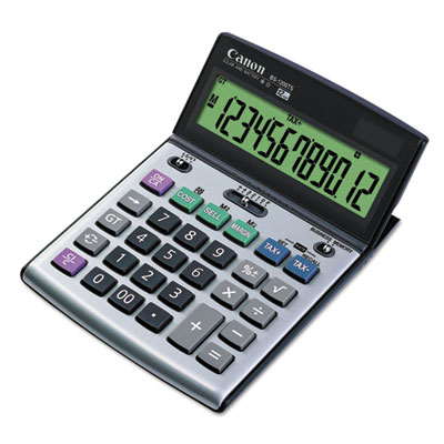 Canon® BS-1200TS Desktop Calculator