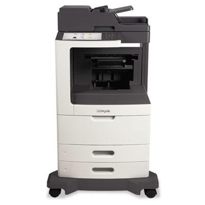 Lexmark™ MX810-Series Multifunction Laser Printer