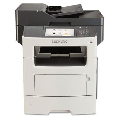 Lexmark™ MX611-Series Multifunction Laser Printer