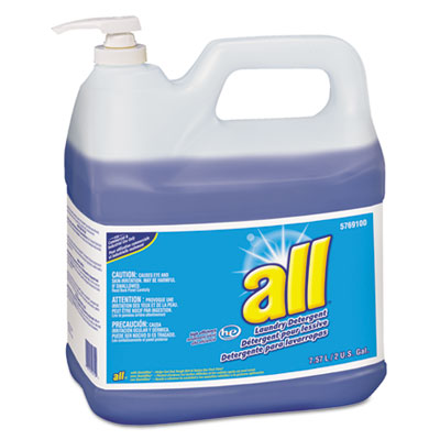 All® HE Liquid Laundry Detergent