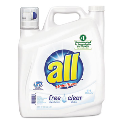 All® Free Clear HE Liquid Laundry Detergent
