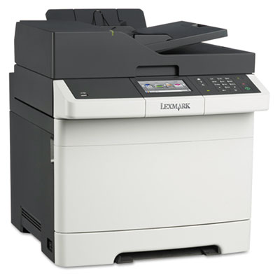 Lexmark™ CX410 Multifunction Color Laser Printer