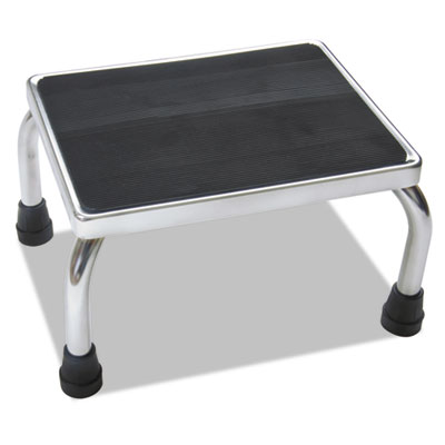 Medline Chrome Foot Stool