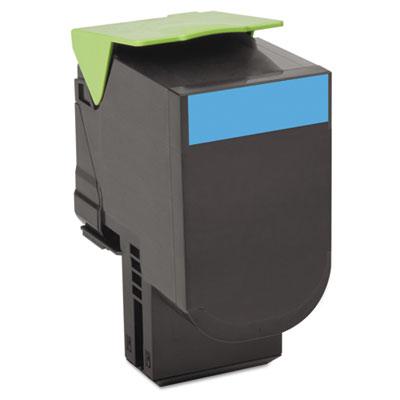 Lexmark™ 80C10C0, 80C10K0, 80C10M0, 80C10Y0 Toner