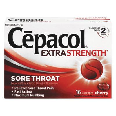 Cepacol® Maximum Strength Numbing Lozenge