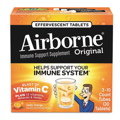 Airborne® Immune Support Effervescent Tablet