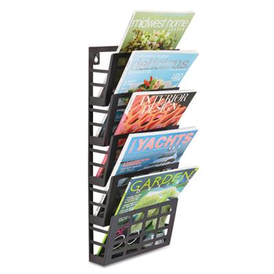 Safco® Grid Magazine Rack