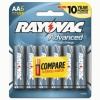 Rayovac® Advanced High Energy Alkaline Batteries