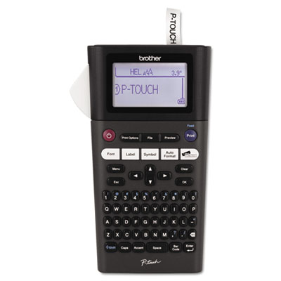 Brother® P-Touch® PT-H300 Series Take-Them-Anywhere Label Makers