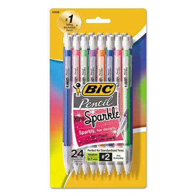 BIC® Mechanical Pencils Xtra Sparkle