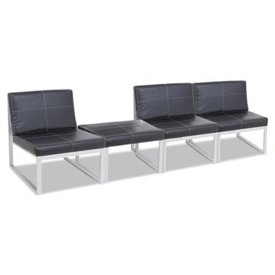 Alera® Ispara Series Armless Chair