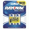 Rayovac® Mercury Free Alkaline Batteries