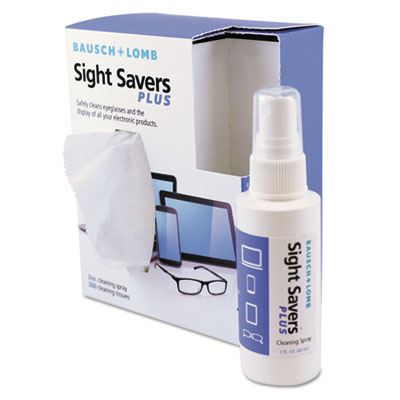 Bausch & Lomb Sight Savers PLUS Personal Electronic Device Cleaning Station