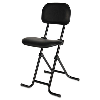 Alera Plus™ IL Series Height-Adjustable Folding Stool