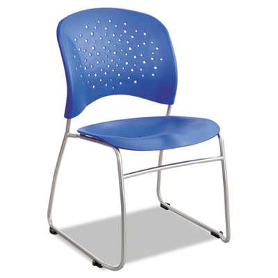 Safco® Reve™ Guest Chair with Sled Base