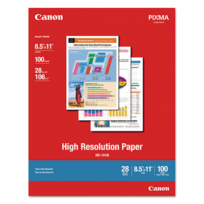 Canon® High Resolution Paper