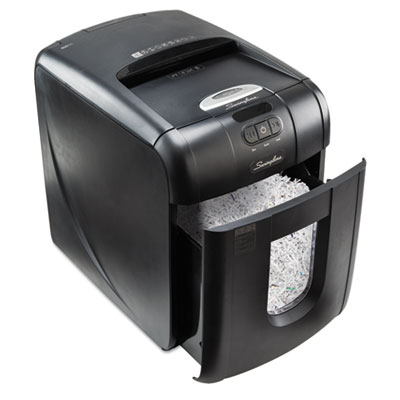 Swingline® Stack-and-Shred™ 100M Micro-Cut Shredder