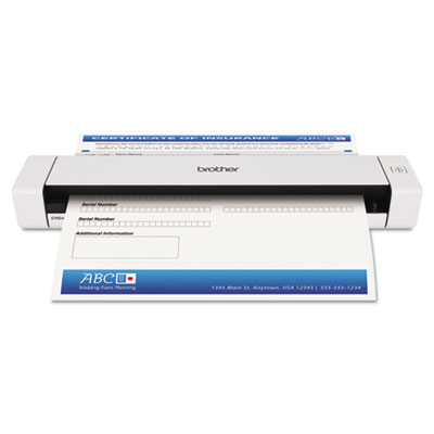 Brother® DSmobile® Color Page Scanners