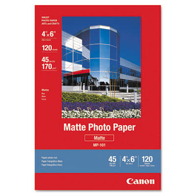Canon® Matte Photo Paper